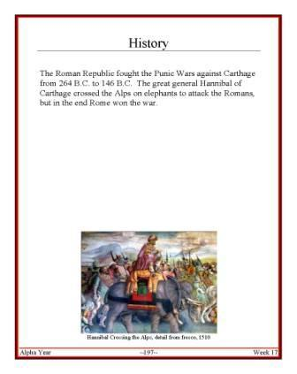 Alpha History Image Sample